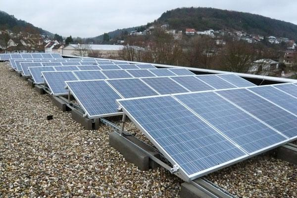 Abfallwirtschaft Neckar Odenwald Kreis Awn Photovoltaik